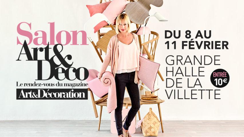 Salon Art & Déco, du 8 au 11 février 2018